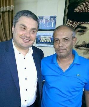 شقيرات الأقرب لرئاسة نادي الحسين إربد
