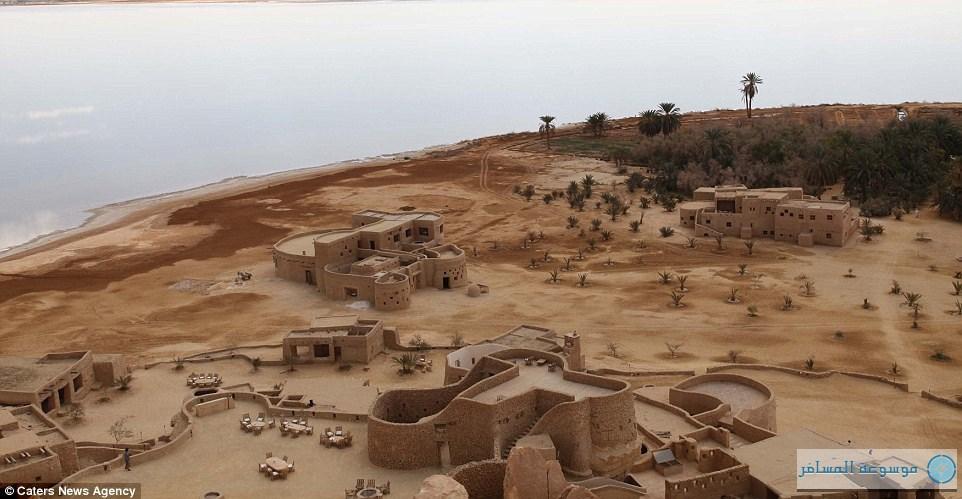 """بالصور  ..  فندق """"أدرير أميلال"""" في مصر: لا كهرباء ولا هواتف وسعر الليلة 4660 جنيها"""
