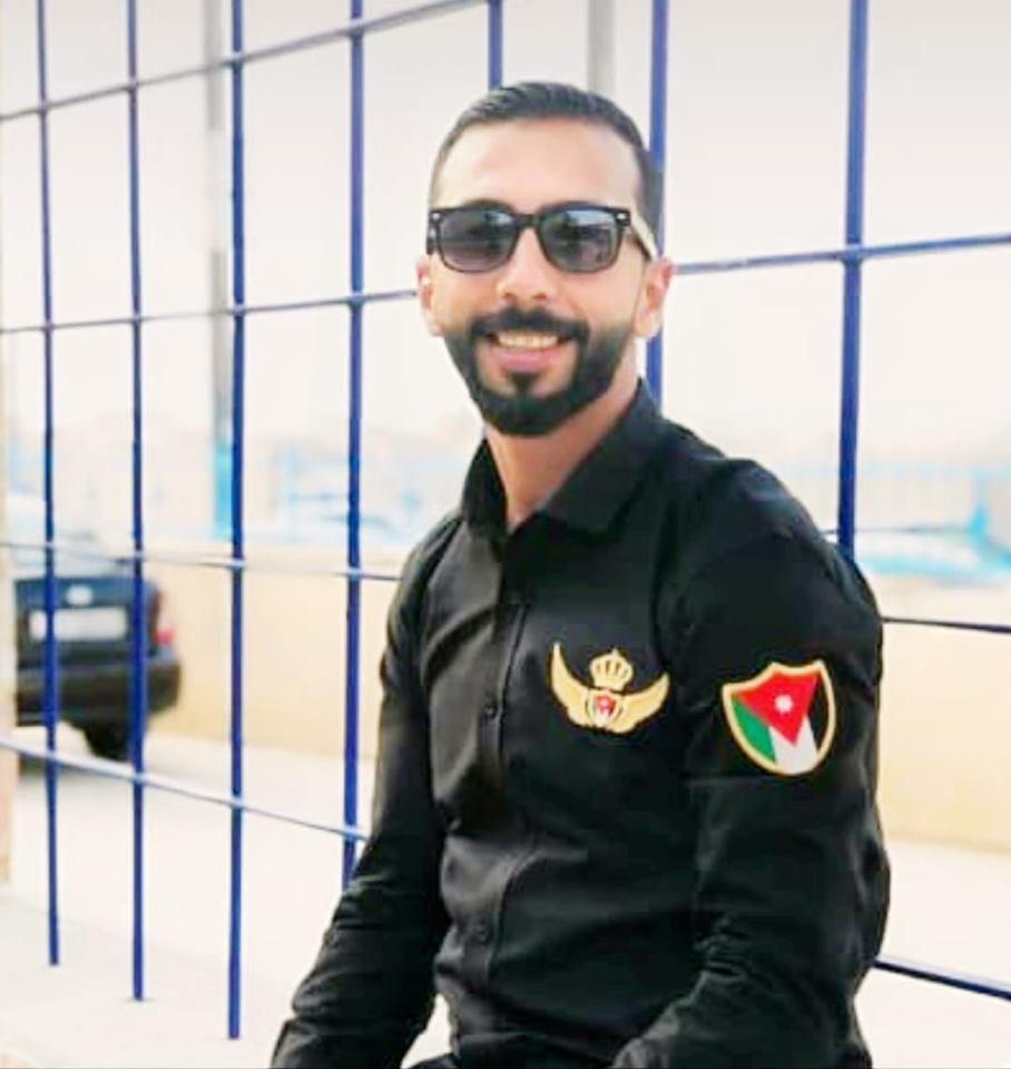 رشاد محمد الكساسبة .. الف مبارك