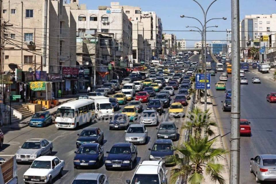 مواطنون يطالبون بانشاء جسر للمشاه بالقرب من اشارات معروف للحد من حوادث الدهس المتكررة