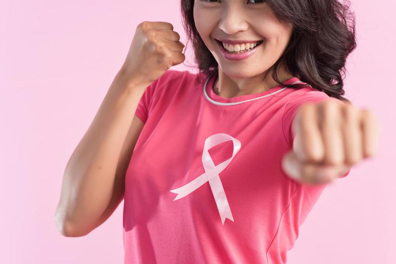 الغذاء والحركة والوزن الصحي في مقاومة سرطان الثدي