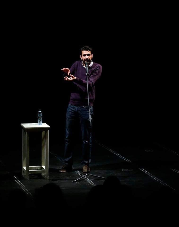 """INVESTBANK يرعى عرض «ستاند أب كوميدي» للفنان علاء أبو دياب منتصر دوّاس: """"دعم INVESTBANK لعلاء أبو دياب فرصة مثالية لتسليط الضوء على المواهب الاقليمية الصاعدة""""."""