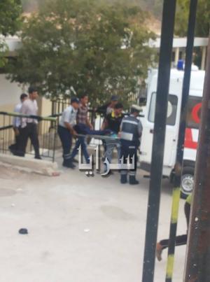 اربد : اصابة (24) طالب وطالبة بحالات تسمم في مدرسة خاصة .. والدفاع المدني يسعفهم