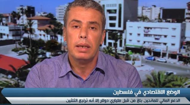 """بالفيديو ..  مدير """"الديمقراطية وحقوق العاملين"""": ارتفاع معدلات البطالة بقطاع غزة بسبب غياب للسياسات التي تواجه ظاهرة البطالة"""