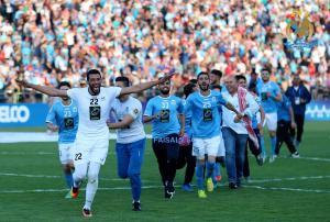 الفيصلي يطالب بصرف مستحقاته خلال ٤٨ ساعة ويلوح بتنفيذ اعتصام جماهيري أمام اتحاد كرة القدم