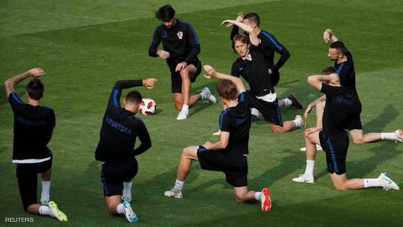 صدمة لمشجعي كرواتيا ..  الفريق قد يفقد أهم نجومه بالنهائي