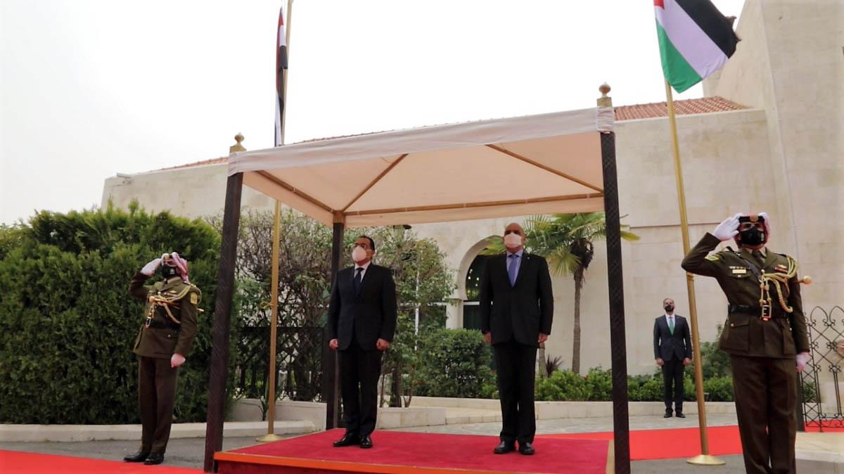 توقيع 7 مذكرات تفاهم وبرامج تنفيذية بين الأردن ومصر في مجالات عدة