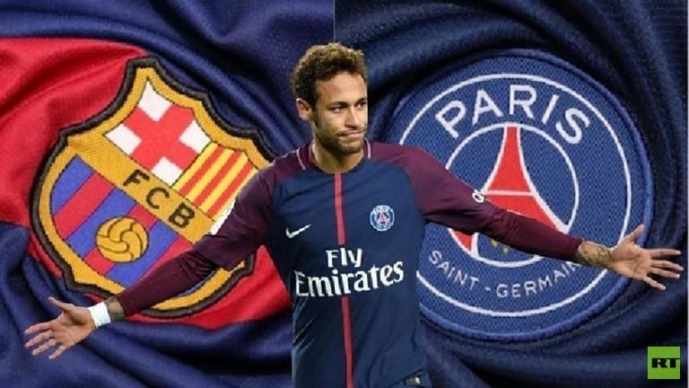 تقارير: باريس سان جيرمان يرفض عرض برشلونة لضم نيمار