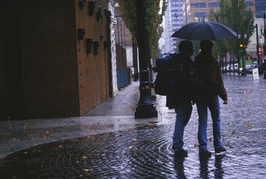 طقس بارد وزخات مطرية اليوم.. ومنخفض جوي عميق الثلاثاء