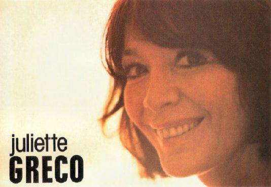 وفاة المغنية الفرنسية جوليت جريكو