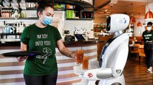 مطعم في هولندا يستعين بروبوتات لتقديم المشروبات