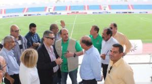 الوريكات: انجاز المتطلبات الأساسية لمرافق كأس العالم للسيدات