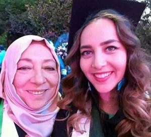"""اغتيال المعارضة السورية""""عروبة"""" وابنتها في تركيا"""