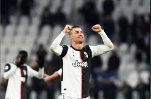رونالدو يسجل مجددا في فوز يوفنتوس على روما في كأس إيطاليا