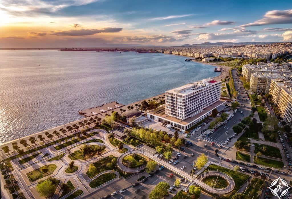 جولة حول أفخم الفنادق في سالونيك اليونانية