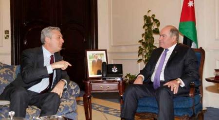 الملقي: الأردن لم يعد يتحمل الضغط الذي يشكله اللجوء السوري