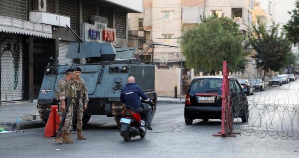 بعد ساعات من التوترات وإطلاق النار  .. هدوء نسبي وانتشار الجيش في بيروت