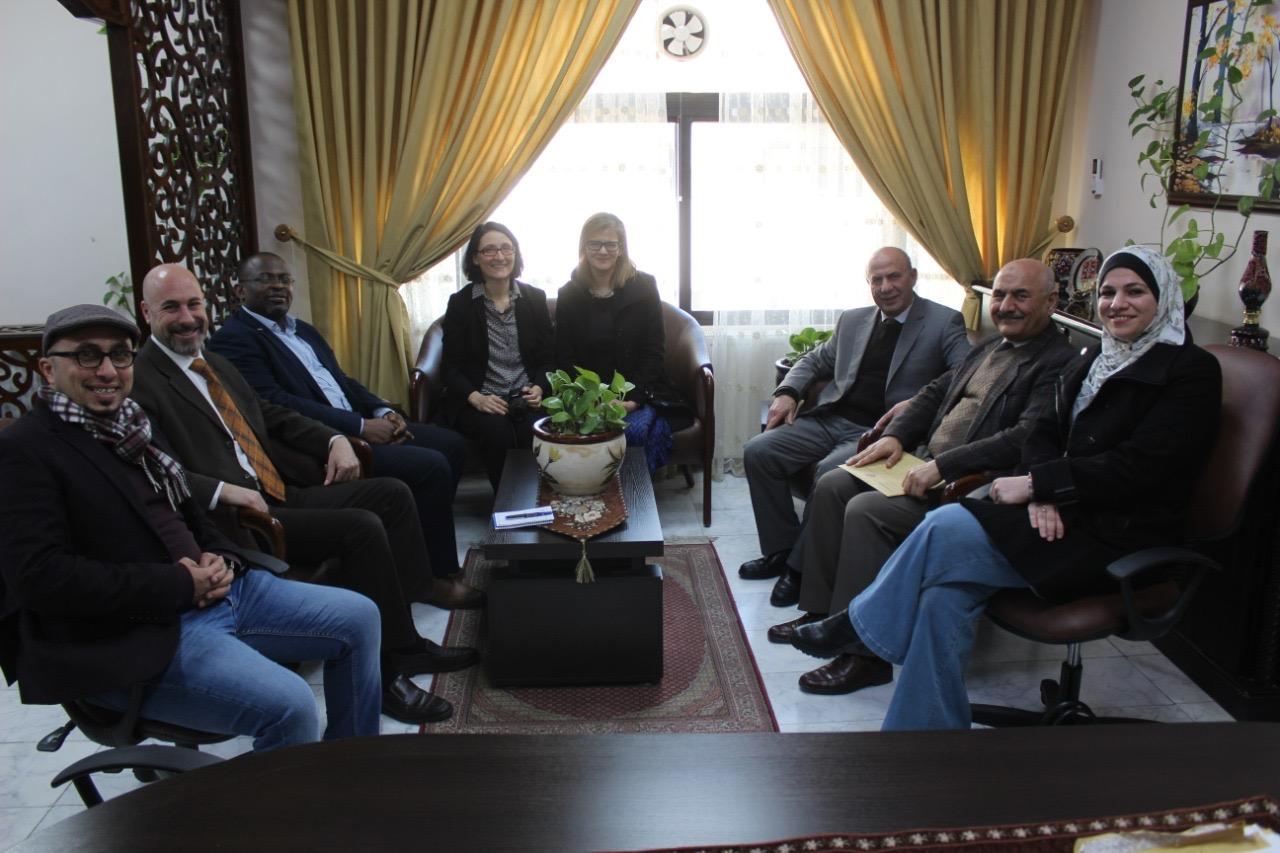 فيلادلفيا تعقد ورشة عمل بالتعاون مع جامعة سالفورد البريطانية وهيئة تنشيط السياحة