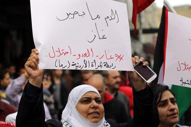 من امام مسجد الحسيني : غاز العدو إحتلال .. ولا للتمثيل الدبلوماسي للصهاينة