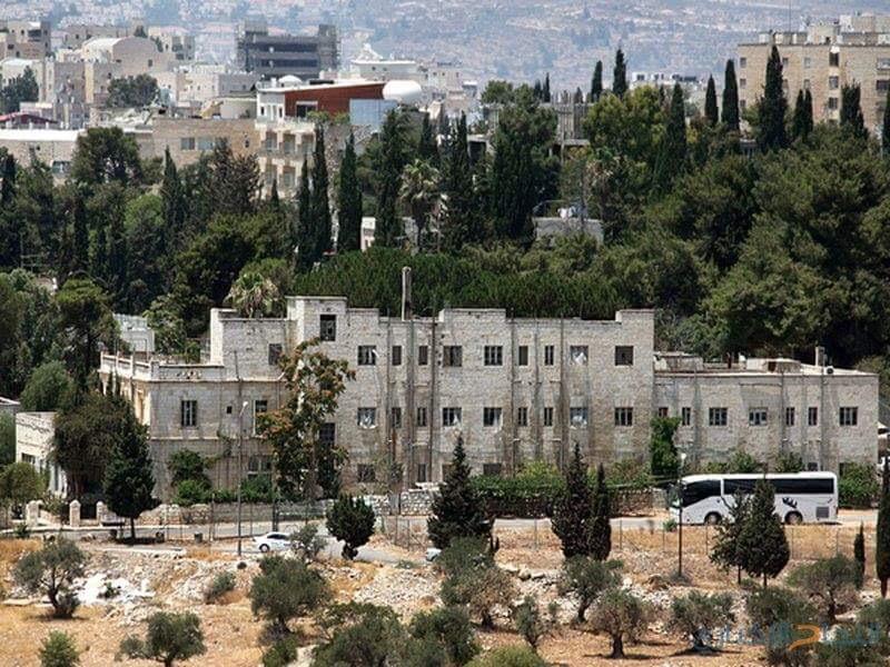 مستوطنون يستولون على أرض في حي الشيخ جراح
