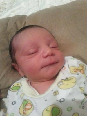 مبارك المولود الجديد لمحمد حداد