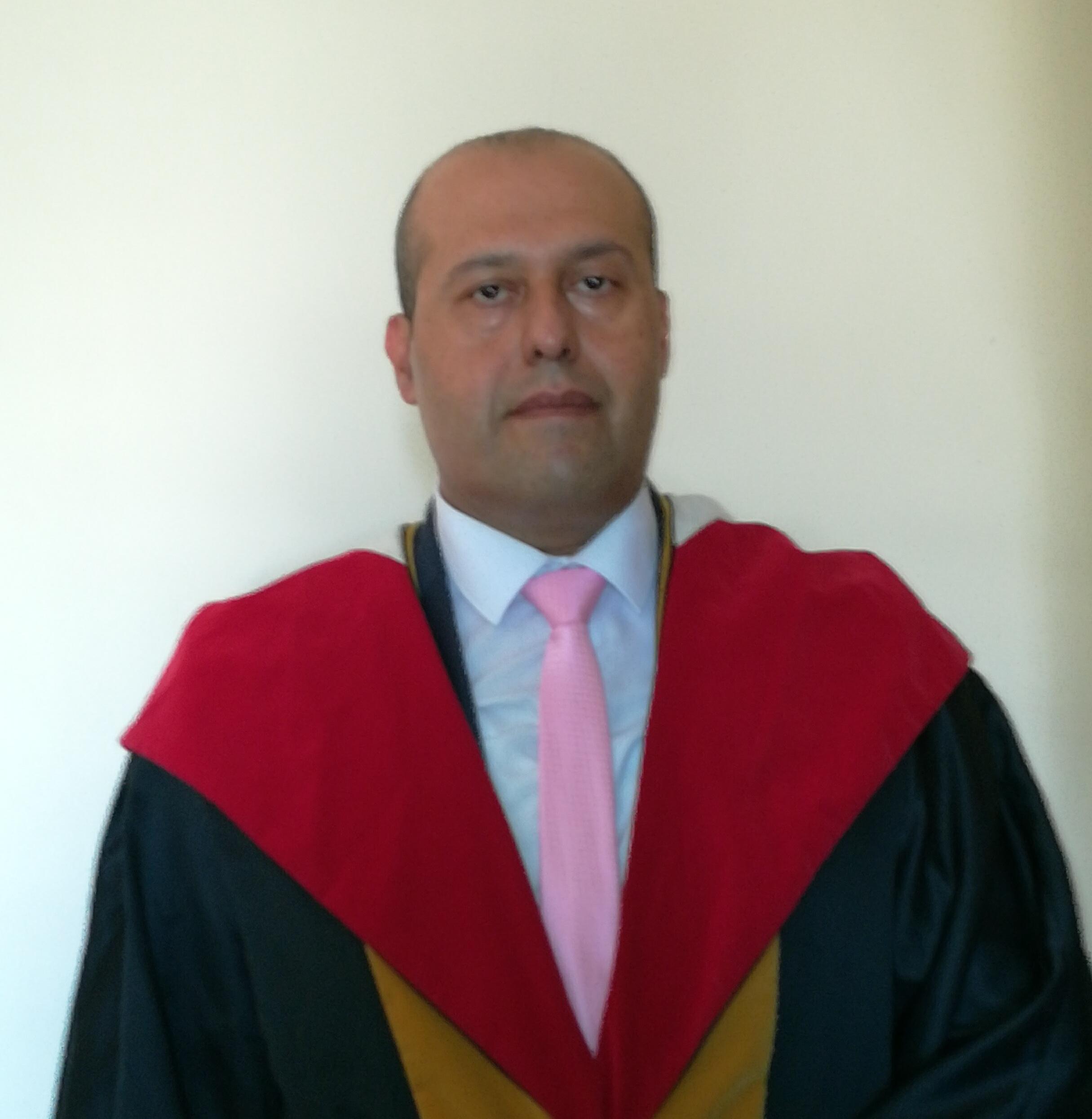 الدكتوراة لـ باسل خضر