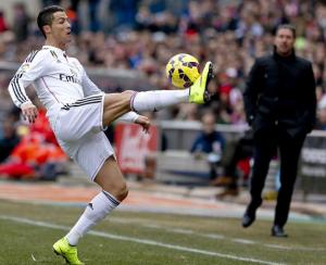 تقرير: كريستيانو رونالدو .. ماكينة اهداف في ديربي مدريد!
