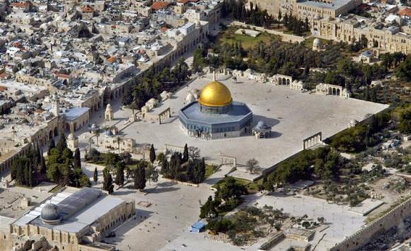 الأردن يدين انتهاكات الاحتلال في الأقصى