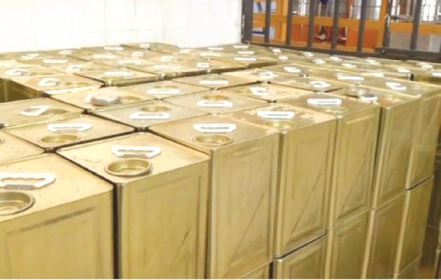 جرش: مئات الأطنان من زيت الزيتون تتكدس في مخازن المعاصر والمزارعين