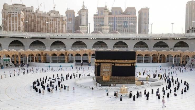 السعودية ..  70 كاميرا حرارية لرصد درجات حرارة المعتمرين في مكة