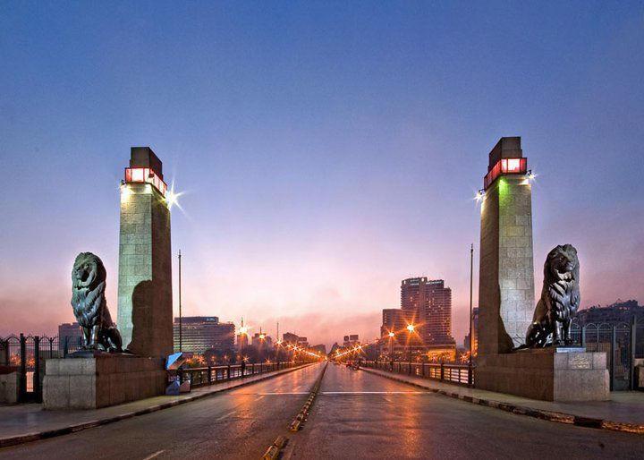 بالفيديو والصور  ..  تعرفوا على شارع قصر النيل وكوبري قصر النيل