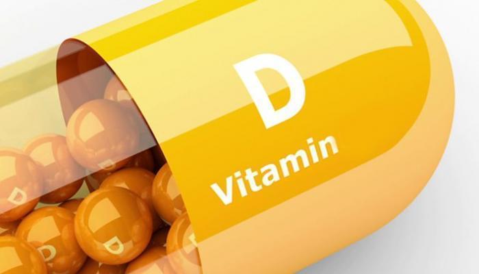علامة مبكرة على الرأس لنقص فيتامين د