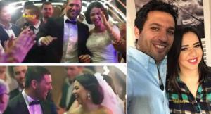 صور مسرّبة تؤكد زفاف حسن الردّاد من ايمي سمير غانم!
