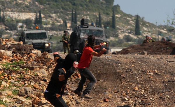 40 إصابة خلال مواجهات مع جيش الاحتلال في كفر قدوم