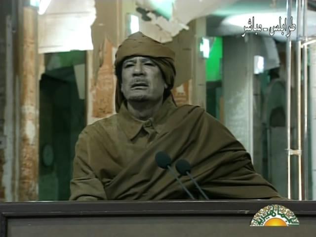 بعد (6) سنوات ..  الكشف عن مصير جثمان معمر القذافي