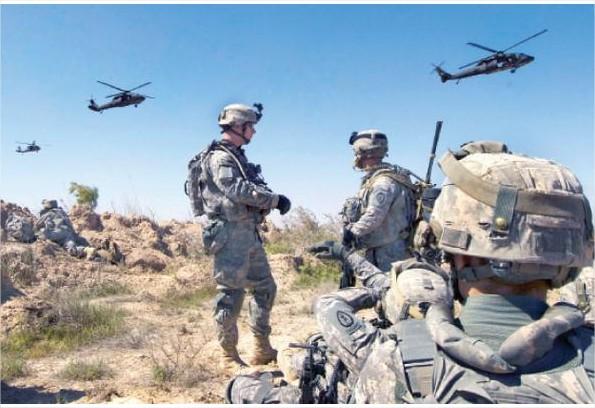 """البنتاغون: عملية برية """"ناجحة"""" ضد قياديين في داعش بسورية"""