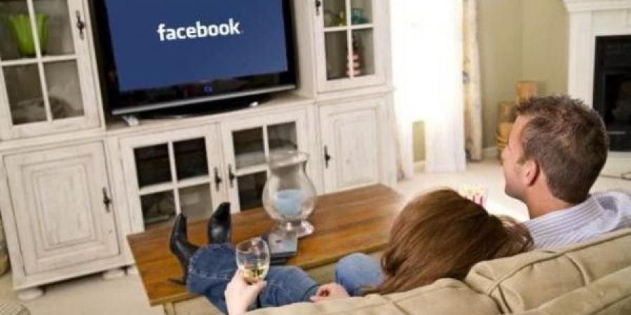 تطبيق جديد من فيسبوك على شاشة تلفزيونك  ..  قريبا