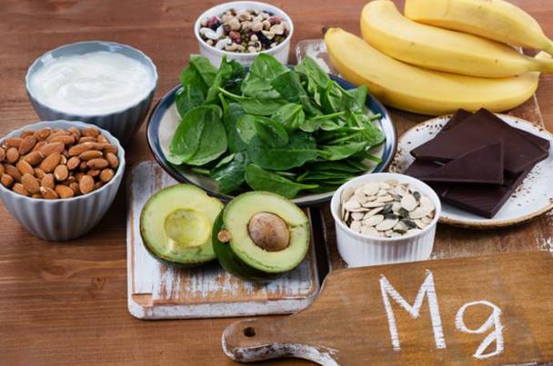 لجسم صحي ..  احرصي على تناول الأطعمة التى تحتوى على الماغنسيوم
