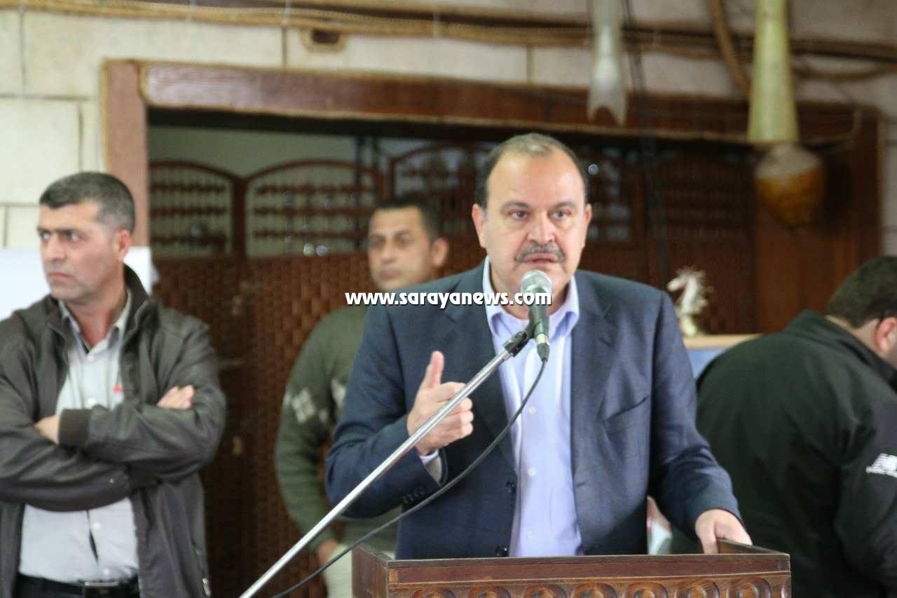 وزير الداخلية الأسبق حسين المجالي: العشائرية تعد ركيزة أساسية في تحقيق الأمن الاجتماعي
