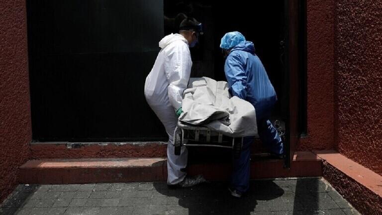 المكسيك تسجل رقما قياسيا جديدا لليوم الثاني على التوالي في معدل وفيات كورونا