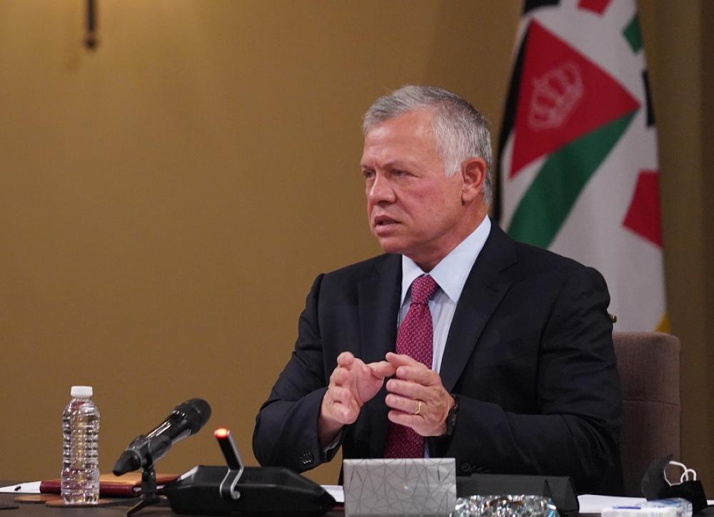 الملك: هناك مؤامرة كانت تحاك لإضعاف الدولة الأردنية والقضية الفلسطينية