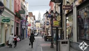 بالصور .. كورك مدينة أيرلندية تجمع سحر الريف بحيوية المدن الكبرى
