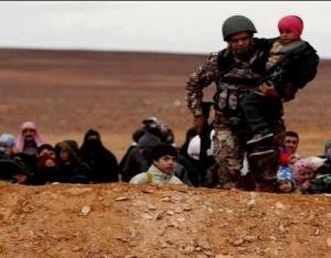 استقبال 79 لاجئاً سورياً خلال ثلاثة أيام