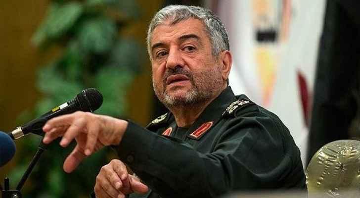 """الحرس الثوري الإيراني يعلن """"انتهاء الاحتجاجات""""ضد السلطة"""