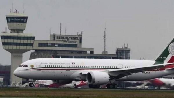رجل أعمال مكسيكي يريد شراء الطائرة الرئاسية لتحويلها إلى تاكسي