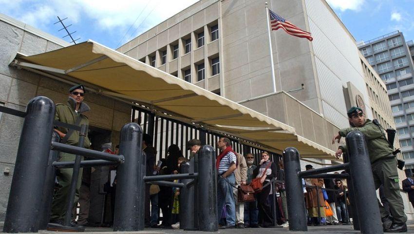 عبوة ناسفة بمحيط السفارة الأمريكة في مصر