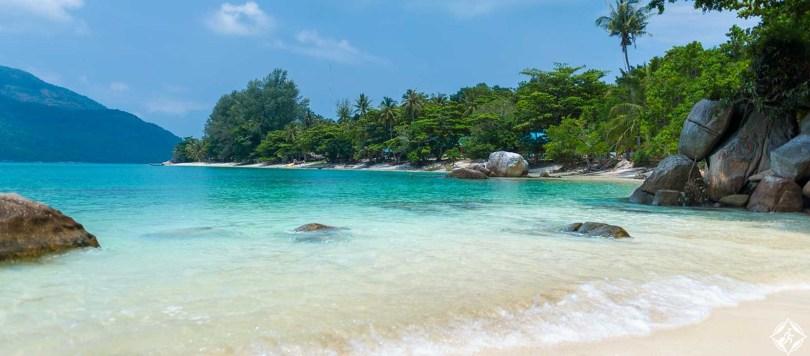 بالصور .. جزيرة كو ليبي جوهرة سياحية تتلآلىء في سماء تايلند