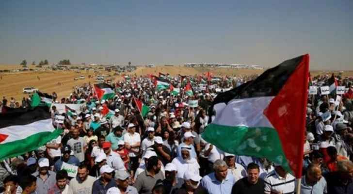 """الفلسطينيون يستعدون للمشاركة في جمعة """"كسر الحصار"""""""