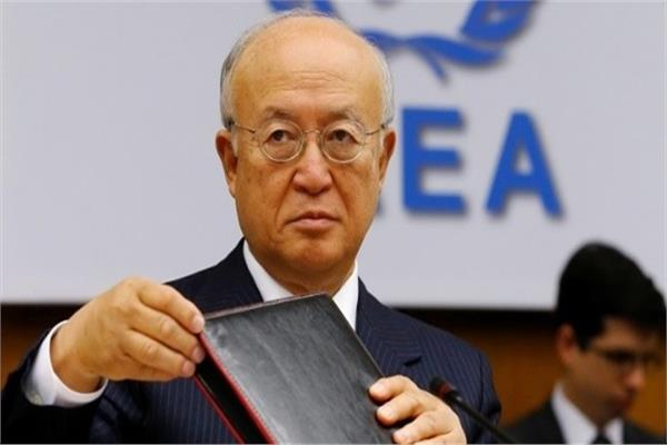 الوكالة الدولية للطاقة الذرية تعلن وفاة مديرها العام