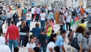 مهرجان جرش ينعش الحركة التجارية